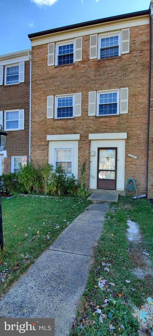 14839 Palmerston Square, CENTREVILLE, VA 20120 (#VAFX1098088) :: RE/MAX Cornerstone Realty