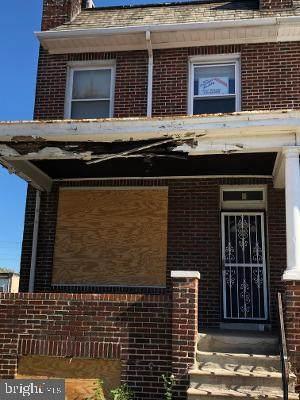 1653 Ruxton Avenue, BALTIMORE, MD 21216 (#MDBA490390) :: Shamrock Realty Group, Inc