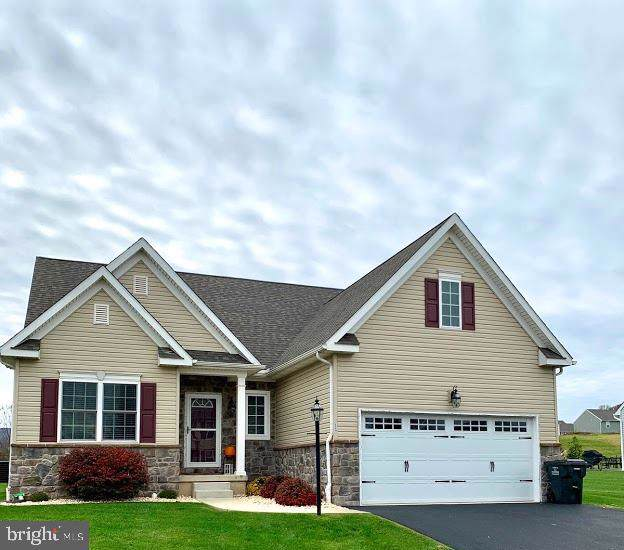 11 Furlong Road, DOUGLASSVILLE, PA 19518 (#PABK350470) :: Dougherty Group