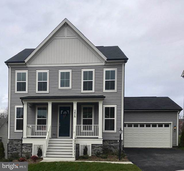 5476 Tallyn Ridge Drive, FREDERICK, MD 21704 (#MDFR256408) :: Seleme Homes