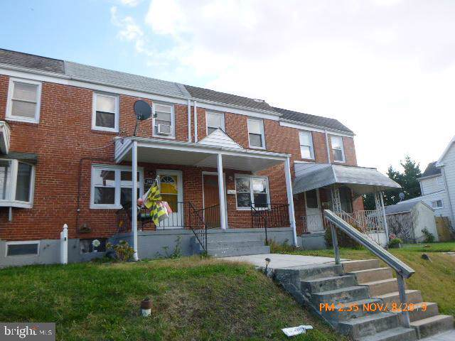 3609 Mactavish Avenue, BALTIMORE, MD 21229 (#MDBA492444) :: Dart Homes
