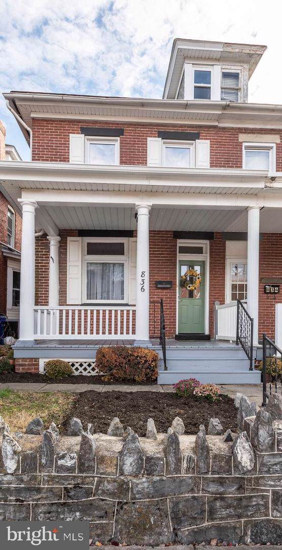836 Mulberry Avenue, HAGERSTOWN, MD 21742 (#MDWA169386) :: The Licata Group/Keller Williams Realty