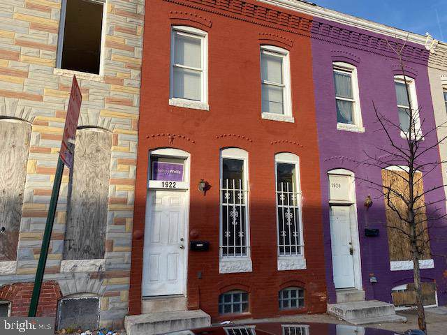 1922 Walbrook Avenue, BALTIMORE, MD 21217 (#MDBA493222) :: Seleme Homes