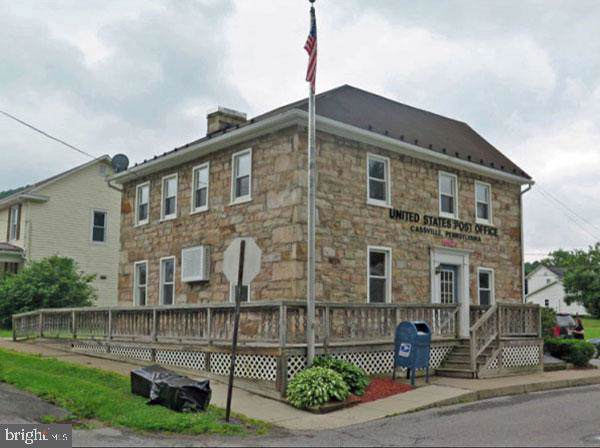 211 Cherry Street, CASSVILLE, PA 16623 (#PAHU101404) :: The Team Sordelet Realty Group