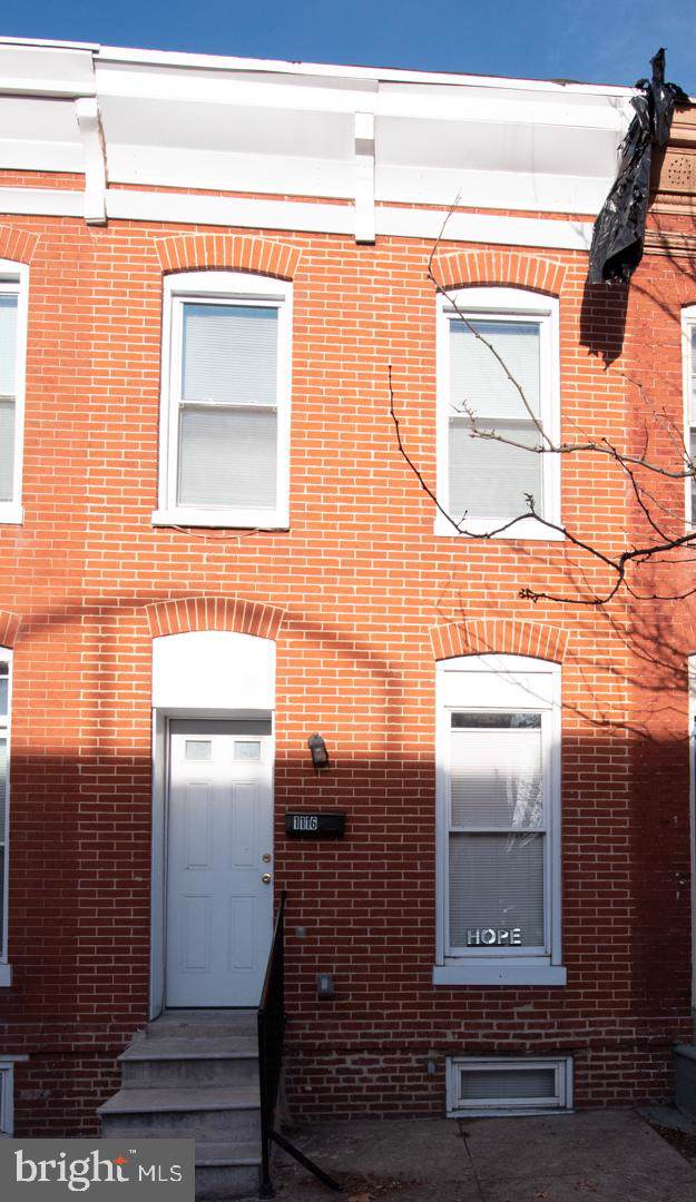 1116 Washington Boulevard, BALTIMORE, MD 21230 (#MDBA495272) :: The Maryland Group of Long & Foster