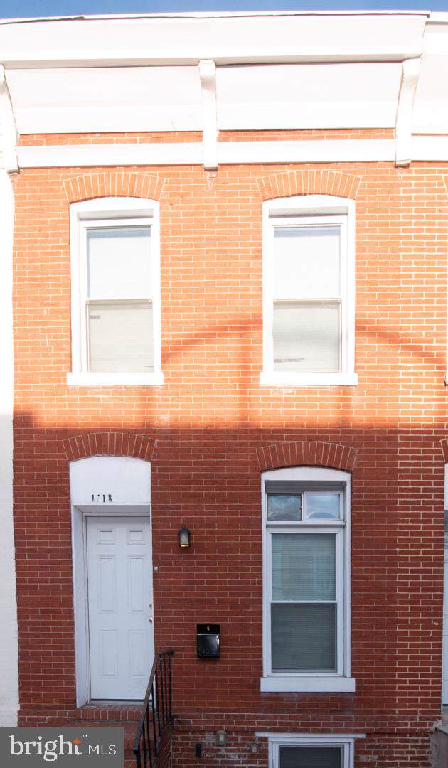 1118 Washington Boulevard, BALTIMORE, MD 21230 (#MDBA495274) :: The Maryland Group of Long & Foster