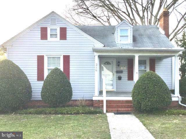 210 N Saratoga Street, SALISBURY, MD 21804 (#MDWC106524) :: The Licata Group/Keller Williams Realty