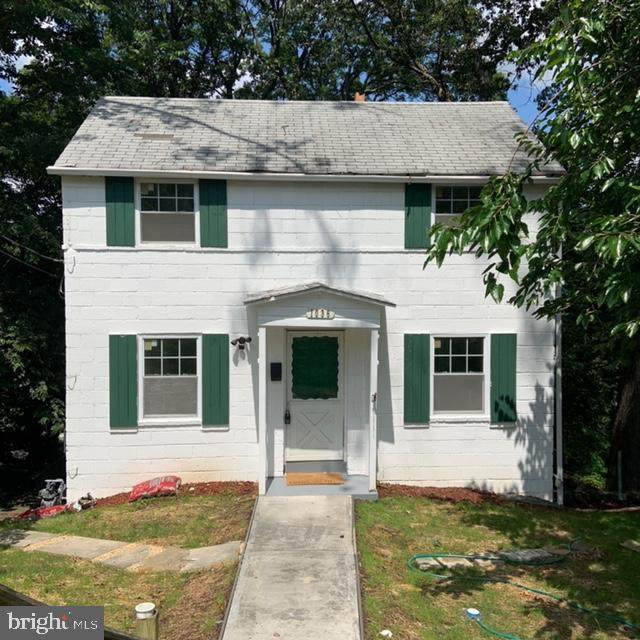 1036 S Edison Street, ARLINGTON, VA 22204 (#VAAR158280) :: Debbie Dogrul Associates - Long and Foster Real Estate