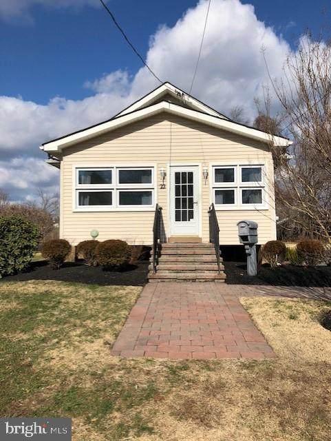 22 Hill Avenue, MORRISVILLE, PA 19067 (#PABU488970) :: Viva the Life Properties