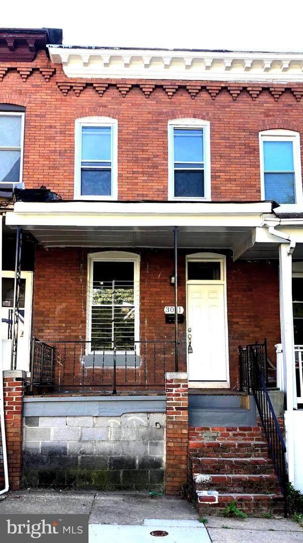 3011 Ellerslie Avenue, BALTIMORE, MD 21218 (#MDBA500068) :: Advon Group