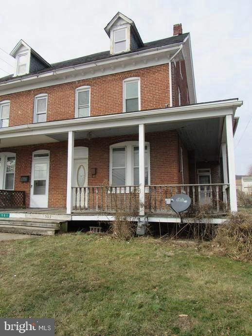 503 E Market Street, YORK, PA 17406 (#PAYK133646) :: Iron Valley Real Estate