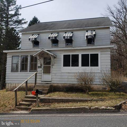 239 Grier Avenue, BARNESVILLE, PA 18214 (#PASK130290) :: Scott Kompa Group