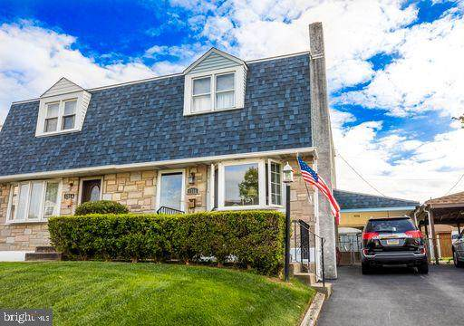 1316 Price Street, MARCUS HOOK, PA 19061 (MLS #PADE516528) :: The Premier Group NJ @ Re/Max Central