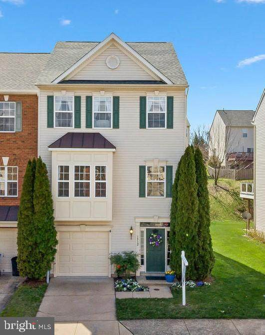 1512 Chessie Court, MOUNT AIRY, MD 21771 (#MDCR195682) :: LoCoMusings