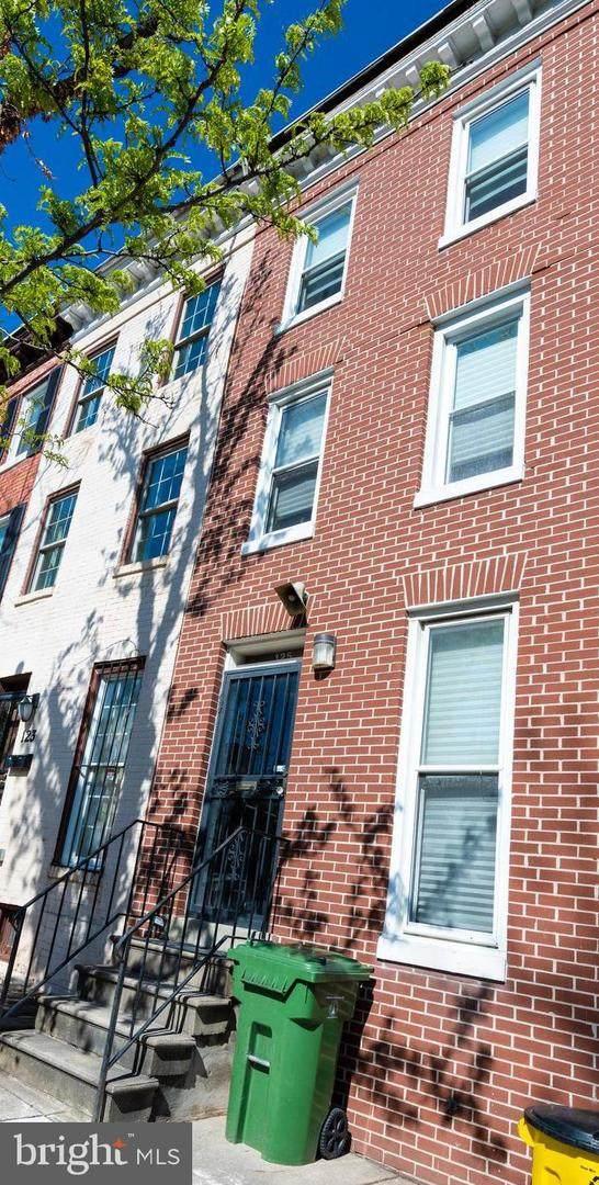 125 Parkin Street, BALTIMORE, MD 21201 (#MDBA506996) :: City Smart Living