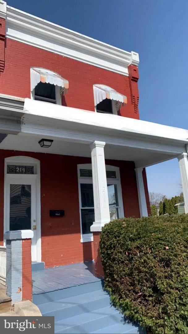 214 Duke Street, EPHRATA, PA 17522 (#PALA162456) :: The Joy Daniels Real Estate Group