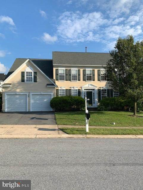 5829 Drexal Avenue, NEW MARKET, MD 21774 (#MDFR263530) :: The Redux Group