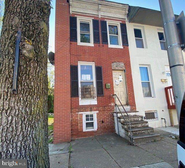 622 S Fulton Avenue, BALTIMORE, MD 21223 (#MDBA510412) :: Corner House Realty