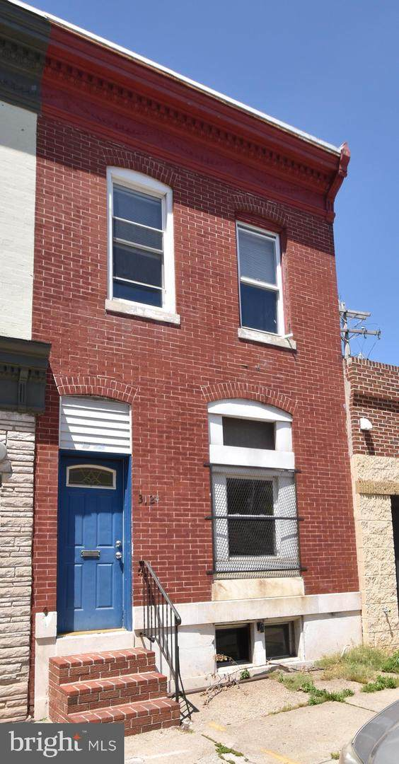 3124 E Lombard Street, BALTIMORE, MD 21224 (#MDBA511076) :: The Maryland Group of Long & Foster Real Estate