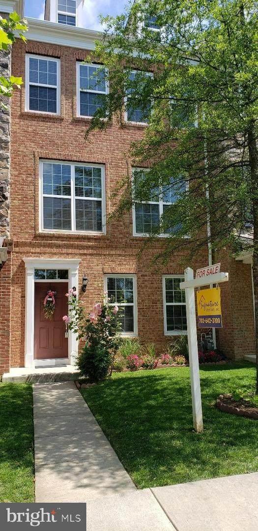 43543 Wheadon Terrace, CHANTILLY, VA 20152 (#VALO411490) :: The Vashist Group
