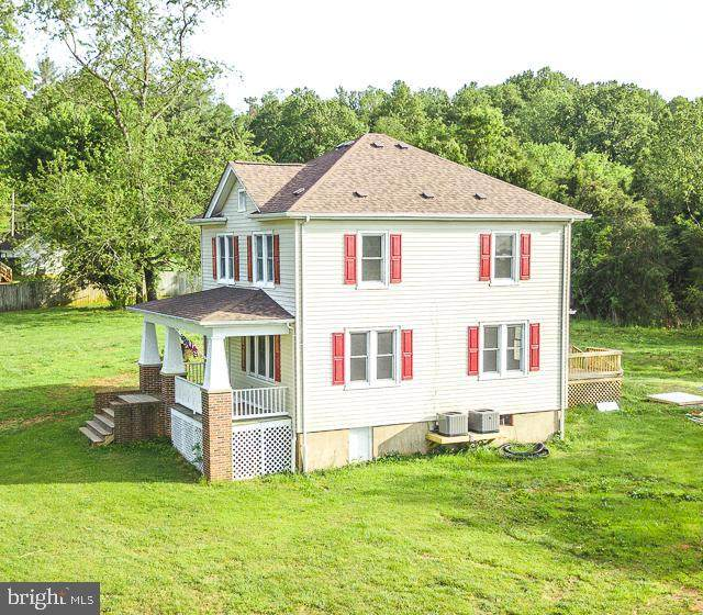 14360 Spicers Mill Road, ORANGE, VA 22960 (#VAOR136746) :: RE/MAX Cornerstone Realty