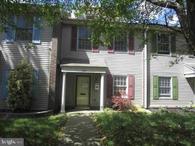 103 Stevens Court, CAMDEN, NJ 08103 (#NJCD394500) :: Jason Freeby Group at Keller Williams Real Estate