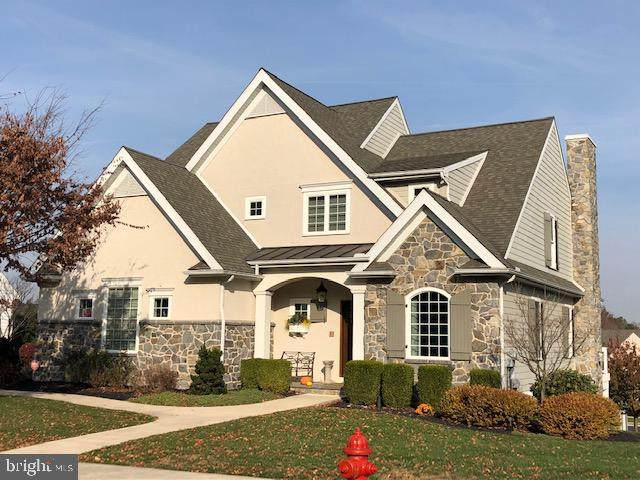Lot #41 Crowfoot Lane, EAST PETERSBURG, PA 17520 (#PALA164410) :: REMAX Horizons