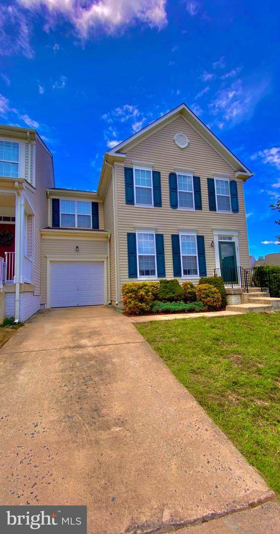 121 Douglas Drive, STAFFORD, VA 22554 (#VAST223032) :: RE/MAX Cornerstone Realty