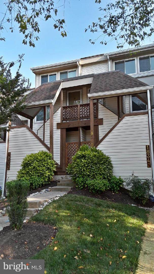 18349 Leman Lake Drive #805, OLNEY, MD 20832 (#MDMC715448) :: The Licata Group/Keller Williams Realty