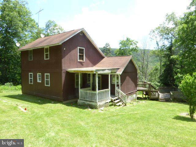 790 Warden Lake Ab, WARDENSVILLE, WV 26851 (#WVHD106168) :: The Dailey Group
