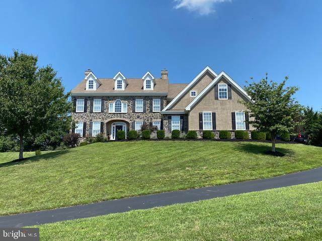 107 Strawberry Lane, LANDENBERG, PA 19350 (#PACT513450) :: The John Kriza Team