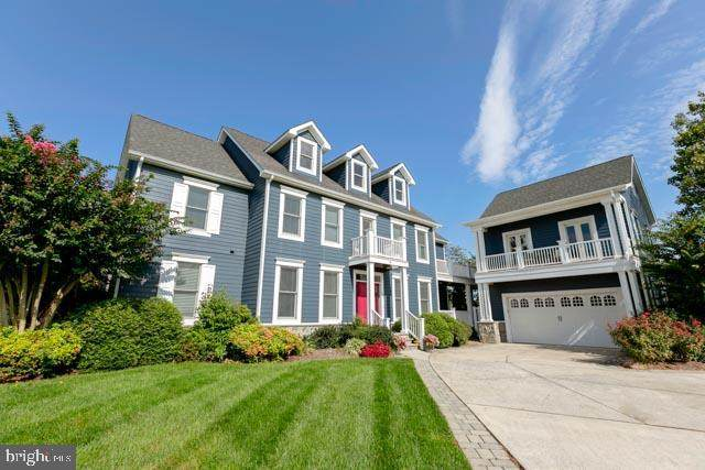 11 Wades Court, REHOBOTH BEACH, DE 19971 (#DESU166486) :: Linda Dale Real Estate Experts