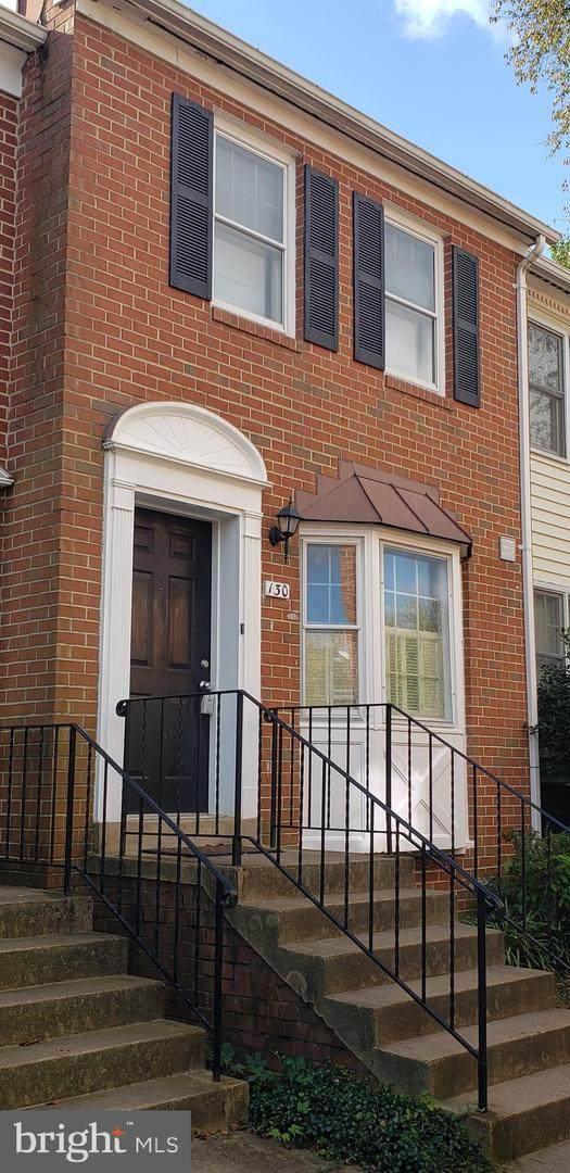130 S Wise Street, ARLINGTON, VA 22204 (#VAAR167934) :: Nesbitt Realty