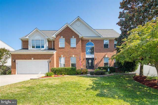5 Remington Court, STAFFORD, VA 22554 (#VAST225282) :: AJ Team Realty