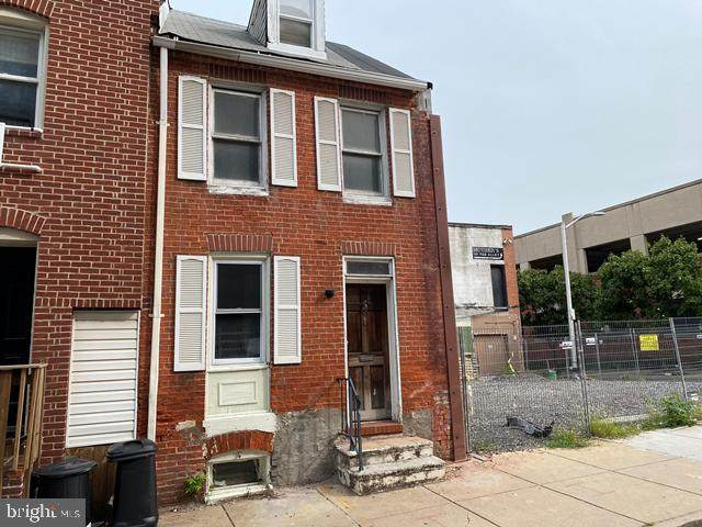 8 E West Street, BALTIMORE, MD 21230 (#MDBA524236) :: Ultimate Selling Team