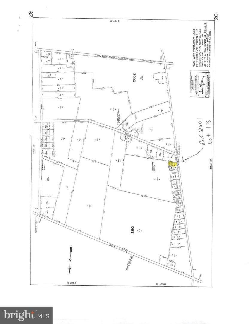 Block 2601 Lot 13 Alvine Road - Photo 1