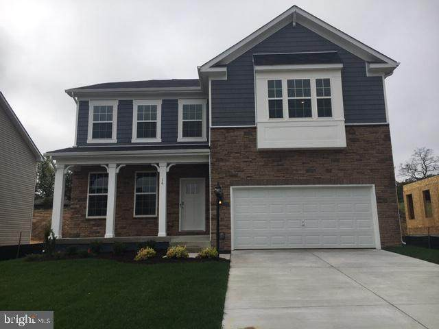 16 Port View Drive Section 1, Lot , FREDERICKSBURG, VA 22405 (#VAST226122) :: Certificate Homes