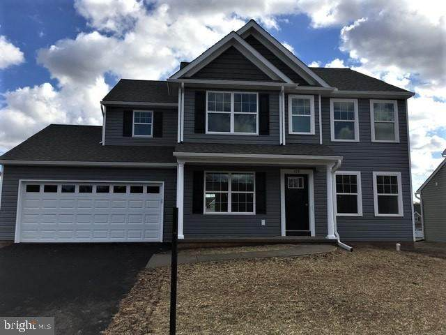 215 Callie Drive, YORK, PA 17404 (#PAYK147248) :: The Heather Neidlinger Team With Berkshire Hathaway HomeServices Homesale Realty