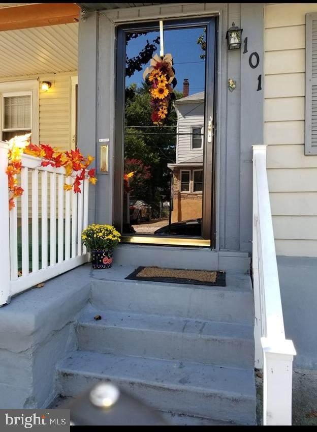 101 Cedar Avenue, OAKLYN, NJ 08107 (MLS #NJCD405022) :: The Dekanski Home Selling Team