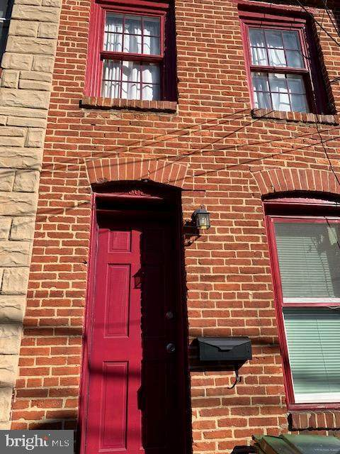 605 S Bradford Street, BALTIMORE, MD 21224 (#MDBA528906) :: The Dailey Group