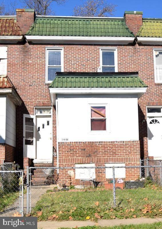 3908 W Garrison Avenue, BALTIMORE, MD 21215 (#MDBA532084) :: Great Falls Great Homes