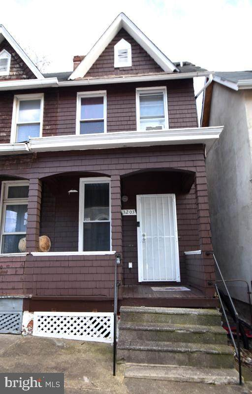 3203 Independence Street, BALTIMORE, MD 21218 (#MDBA532214) :: The MD Home Team