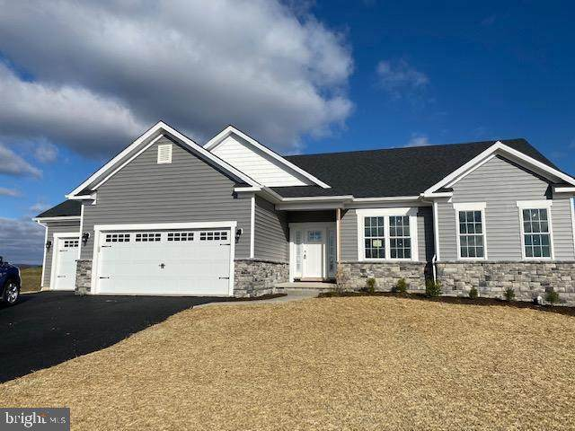 1495 Shannon Drive S, GREENCASTLE, PA 17225 (#PAFL176768) :: Realty ONE Group Unlimited