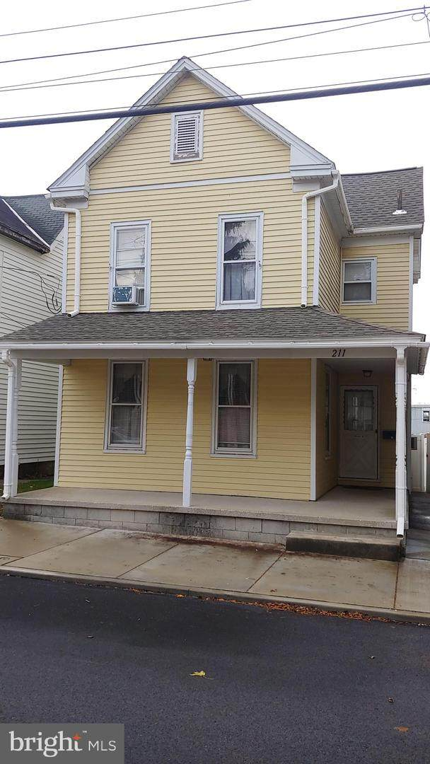211 W Hanover Street, HANOVER, PA 17331 (#PAYK149908) :: The Craig Hartranft Team, Berkshire Hathaway Homesale Realty