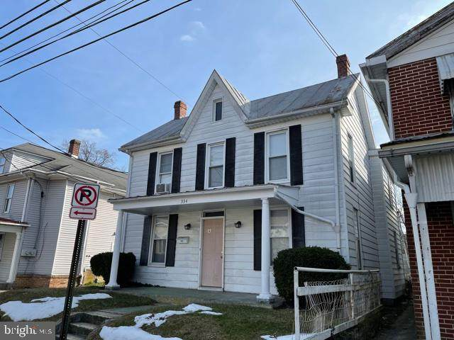 334 Fort Street, SHIPPENSBURG, PA 17257 (#PACB130776) :: The Joy Daniels Real Estate Group