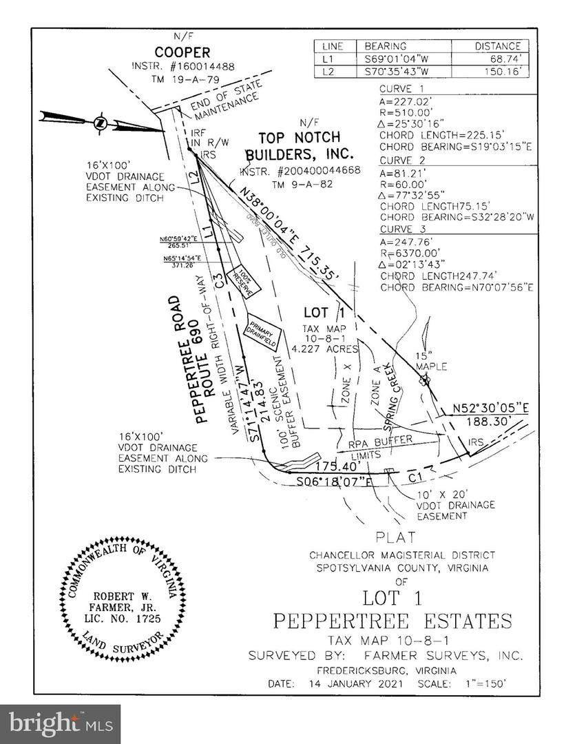 Lot 1 Peppertree est Peppertree Road - Photo 1