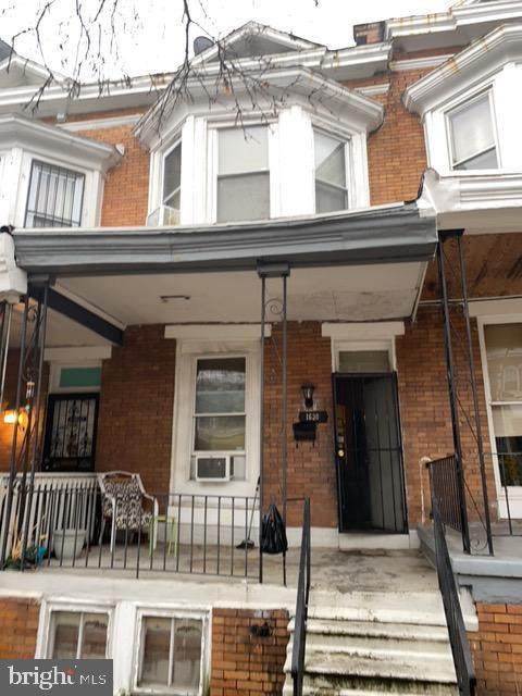 1630 Ashburton Street, BALTIMORE, MD 21216 (#MDBA537328) :: ExecuHome Realty