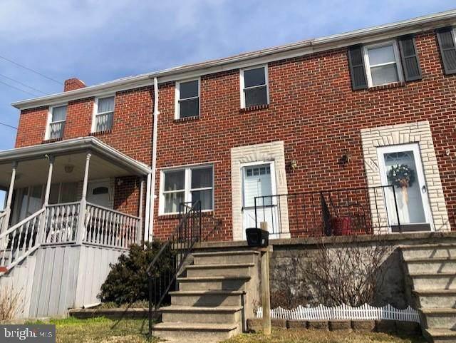 1303 Delvale Avenue, BALTIMORE, MD 21222 (#MDBC518538) :: Jacobs & Co. Real Estate