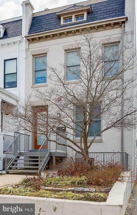74 Adams Street NW #1, WASHINGTON, DC 20001 (#DCDC509960) :: Gail Nyman Group