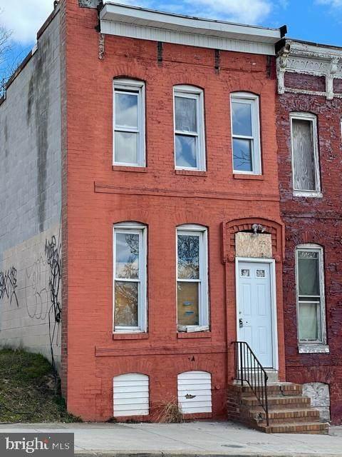17 S Pulaski Street, BALTIMORE, MD 21223 (MLS #MDBA541552) :: Maryland Shore Living | Benson & Mangold Real Estate